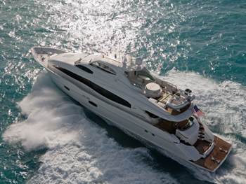 115' Lazzara LMY 116 Mega Yacht for Charter in Miami