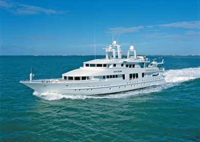 156' Luxury Mega Yacht Charter in Miami