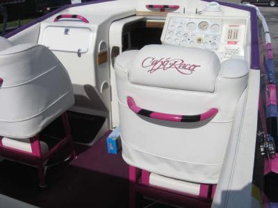 35' Cigarette Boat