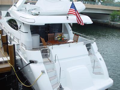 70\' Azimut Motor Yacht