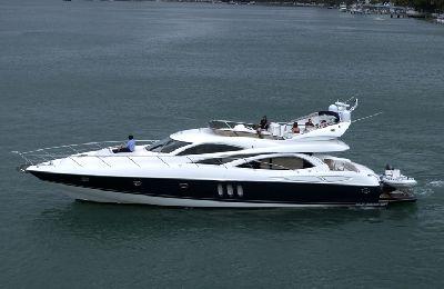 75' Sunseeker Manhattan Yacht