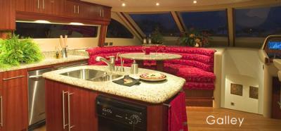 80' Lazzara Yacht Charter