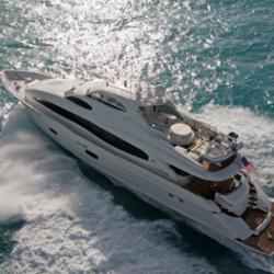 115′ Lazzara LMY 116 Mega яхты для чартера в Майами