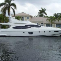 68' Azimut Evolution Yacht