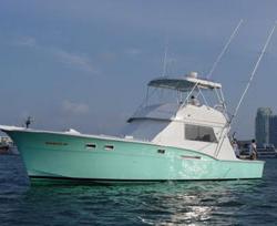 51′ Hatteras Charter Sport Fishing Boat