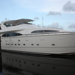 100' Custom Azimut Jumbo Motor Yacht | 100′ Другой Азимут Jumbo яхта