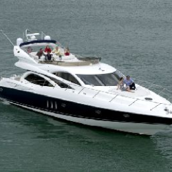 75' Sunseeker Manhattan Yacht | 75' яхт Sunseeker Manhattan