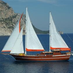 109' Custom Gulet Motor Sailing Yacht | 109′ Другой Гулет Мотор Парусные яхты